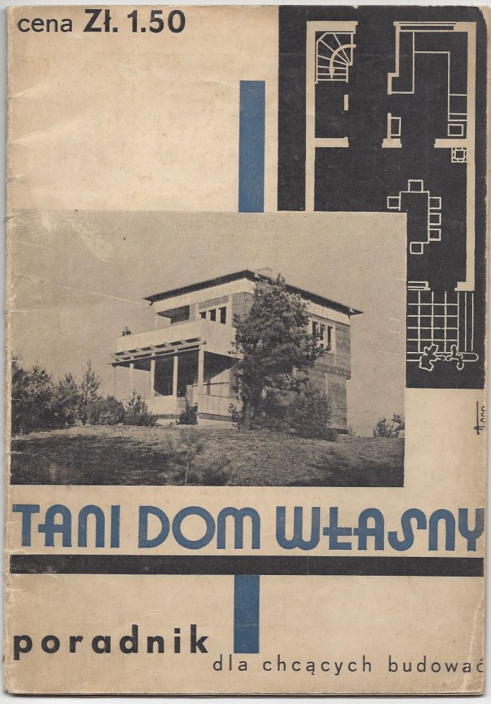 Tani dom wlasny. Poradni dla chcacych bodowac. / Tani dom wlasny. Poradni dla chcących bodować. [Cheap Homes. Guide for Those Who Want to Build.]