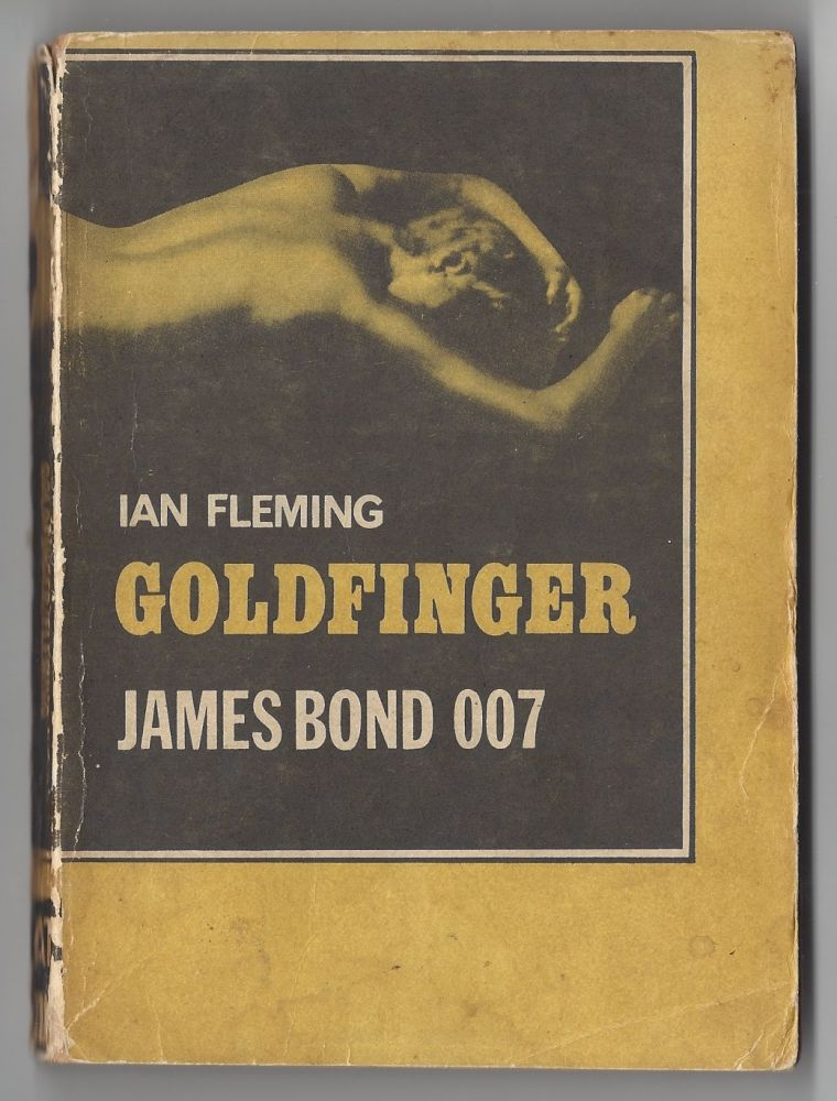 Goldfinger. Yan Fleming, Ian.
