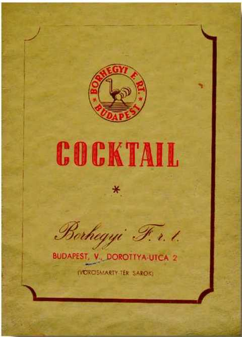 Cocktail (Cocktail recipes)