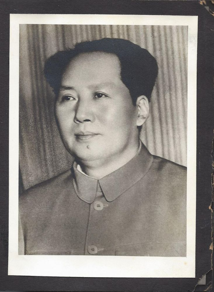 [Photo Album] The Visit of the Hungarian National Ballet and Folk Ensemble to the People's Republic of China, in 1952. Mao Zedong, Zhu De, Zhou Enlai.