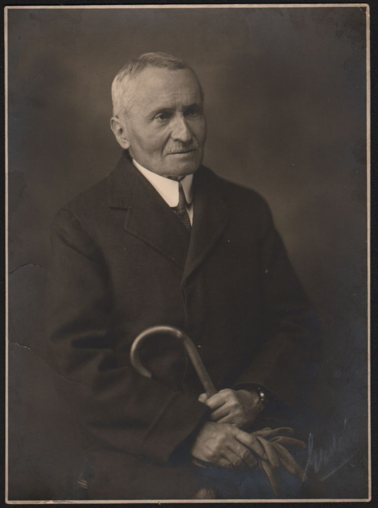 Photograph of Sir (Marc) Aurel Stein