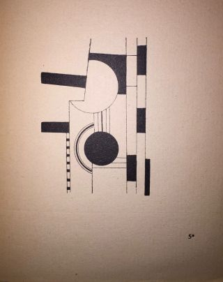 Nowe usta. Odczyt o poezji. Rysunkami ozdobil Fernand Léger. [New mouth. A Lecture On Poetry. With Fernand Léger drawings.]