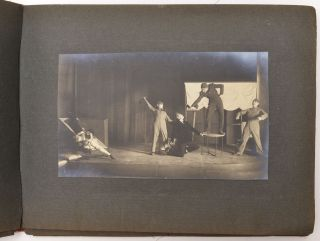 Photo Album of The HaOhel and Habima Theatres' Performances From The 1930's