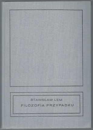 Filozofia przypadku. Literatura w swietle empirii. [The Philosophy of Chance. Literature in the Light of Empiricism.]