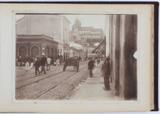 Photo Album of Late 19th Century Brazil