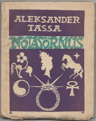 Noiasormus. Fantastilised Novellid. [Sorcerer's Ring. Fantastic stories.]. Aleksander Tassa.