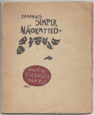 Naokatted I. Esseede Kogu. [Naokatted I. Collected Essays.]. Johannes Semper.