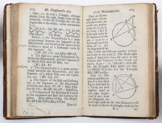 Mr. William Oughtred's Key of the Mathematicks. Newly Translated from the Best Edition With Notes, Rendering it Easie and Intelligble to less Skilful Readers. In which also, Some Problems Left Unanswer'd by the Author are Resolv'd. Absolutely necessary For all Gagers, Surveyors, Gunners, Military-Officers, Mariners, &c. Recommended by Mr. E. Halley, Fellow of the Royal Society.