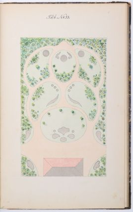 Tabeller till Lärokurs i Trädgårdsodling och Trädgårdsanläggninskonst ritade af Eleven G. P. Hedlund vid Svenska Trädgårdsföreningen 1887–1889. [Plates for the Course of the Swedish Gardening Association in Horticulture and Garden Design, by G. P. Hedlund 1887–1889.]. G. P. Hedlund.