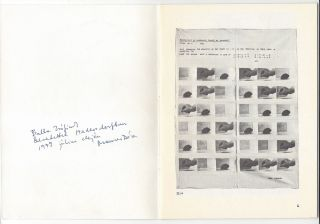 Fotóleltár. Inventory of Photo-Works – 1979.