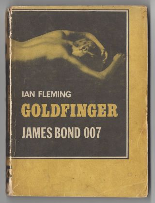 Goldfinger. Yan Fleming, Ian