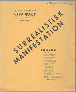 Surrealistisk Manifestation