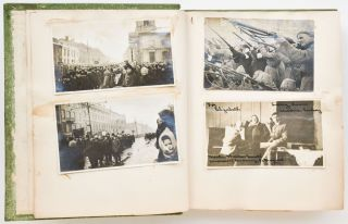 Photoalbum of an American Diplomat in the Revolutionary Petrograd in 1917, and Japan. Martin...