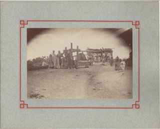 Extensive Collection of Photographs of Greater Kabylia and the Kabyles, 1888–1889....