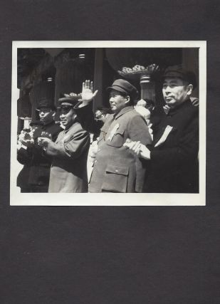 [Photo Album] The Visit of the Hungarian National Ballet and Folk Ensemble to the People's Republic of China, in 1952.
