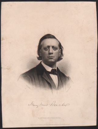 Henry Ward Beecher. John A. O'Neill, Williamson