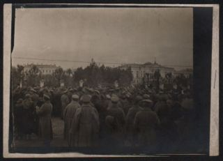 7 Photos of the Russian Revolution in Tomsk.
