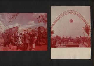 Photo Album of Agricultural Exhibition and Fair. Budapest. 1958.] [Cover Title] Mezőgazdasági...