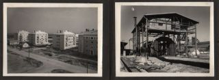 Photo Album of Sztálinváros.