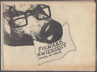 Folwark zwierzęcy, Komiks wg Orwella. [Animal Farm. Comics After Orwell.]