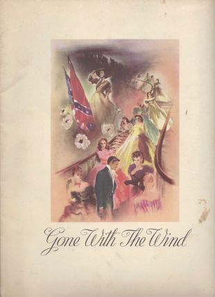 Gone with the Wind. [Motion Picture Program.]